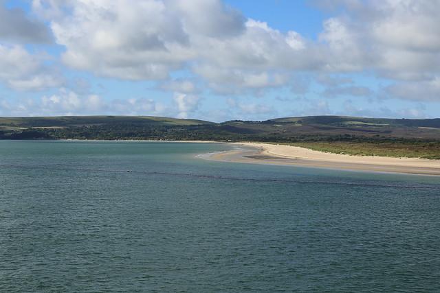 Brown Sea Island