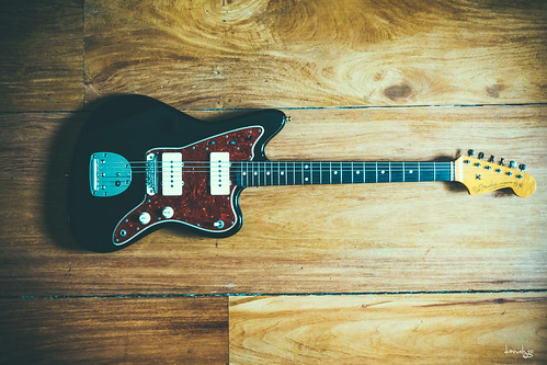 Fender Japan Jazzmaster Reissue | by Daniel Y. Go