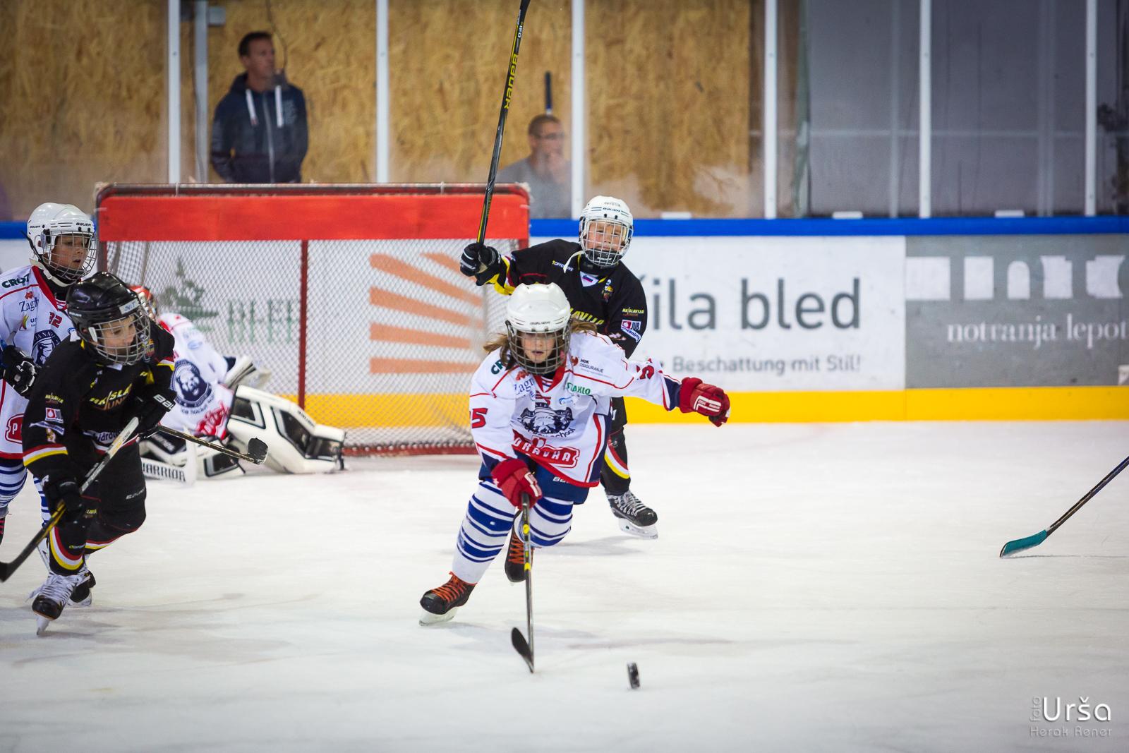 Mednarodni turnir U in U10 na Bledu