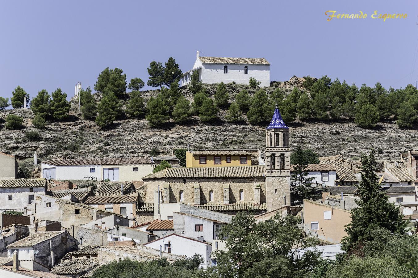 Ermita de las Nieves e Iglesia de Nuestra Señora la Mayor