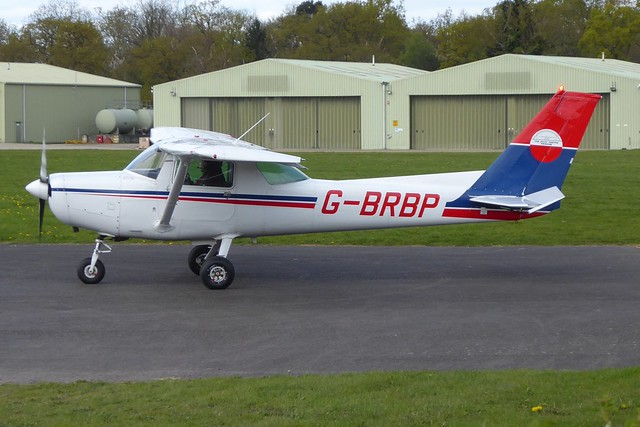 G-BRBP Denham 15 April 2017