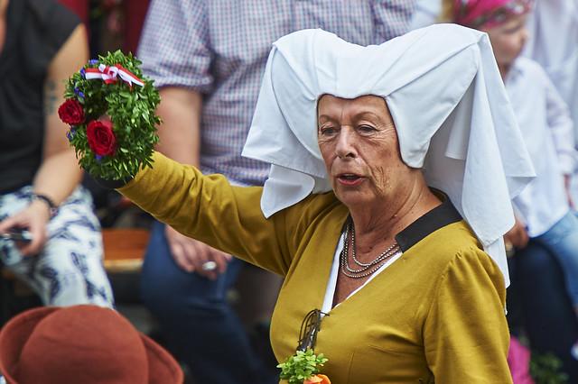 Landshuter Hochzeit 2017 - Bürgerin 2