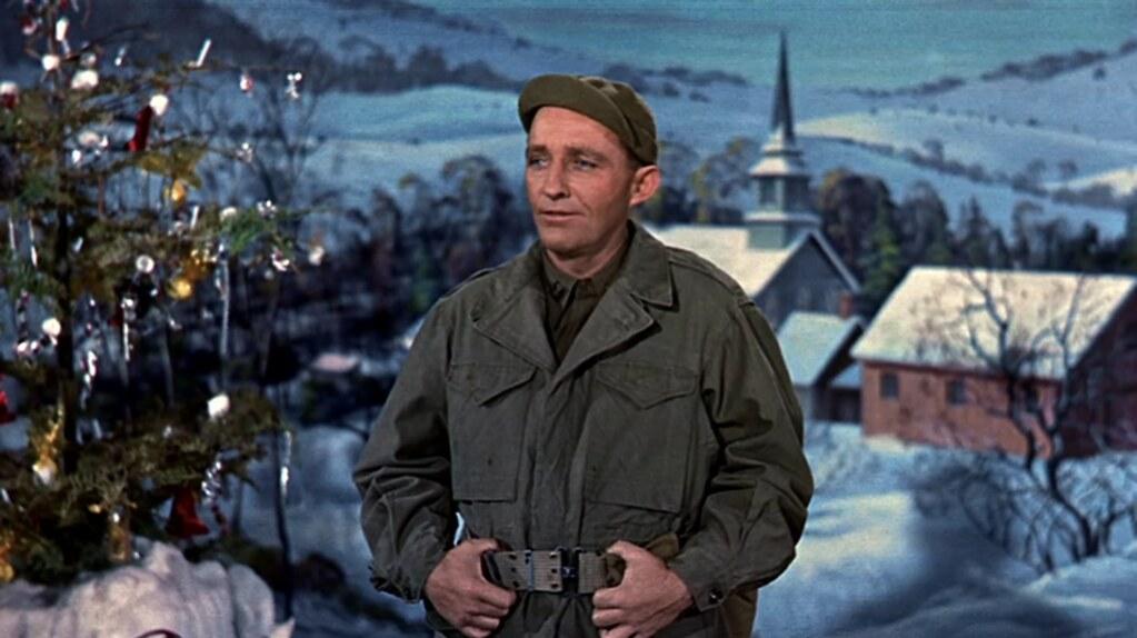 Bing Crosby White Christmas.Bing Crosby White Christmas 1954 White Christmas Sy