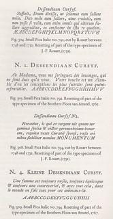Kleine Dessendiaan Cursyf | by Klim Type Foundry