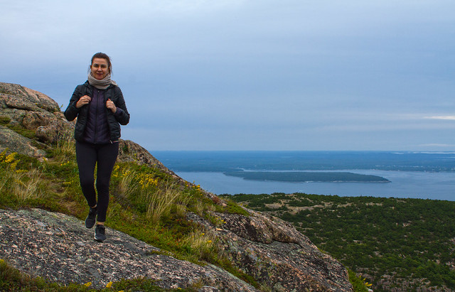 Maite, Cadillac Mountain; Acadia, ME (2017)