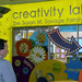 The Creativity Lab . State Librarian Beverly Cain and Bill Morris visited the Toledo Lucas County Public Library (TLCPL) on July 27, 2017