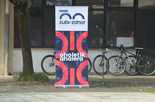 Zubi Zahar herri ikastolaren 50.urteurrenaren aurkezpena