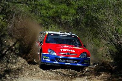 Citroën Xsara WRC – Turquía 2003