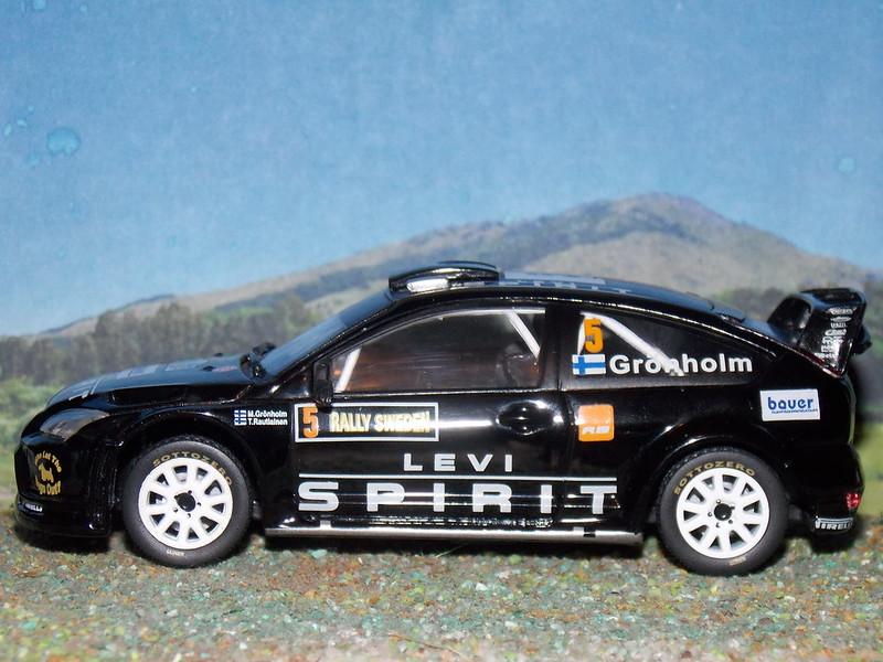 Ford Focus RS WRC – Suecia 2010