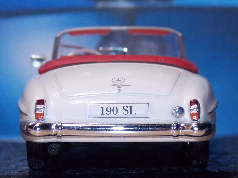 Mercedes Benz 190 SL - 1955