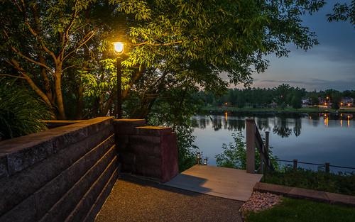trees wisconsin reflections river lowlight carnegiehall bluehour bedandbreakfast ladysmith flambeau 14mm rokinon