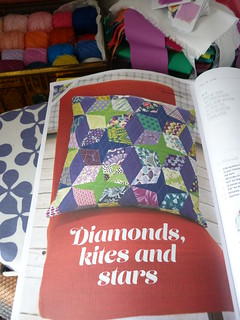 Diamonds, kites and stars