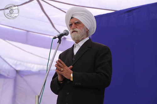 SNM Zonal Incharge, H.S. Chawla from Ludhiana, Punjab