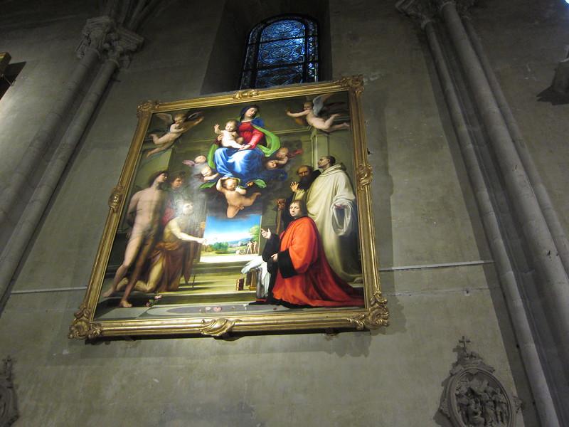 Besançon givrée