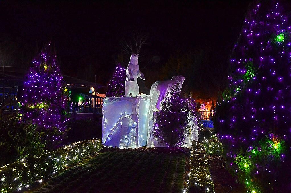 Williamsburg Christmas Town Busch Gardens.Christmas Town Busch Gardens Williamsburg Virginia Flickr