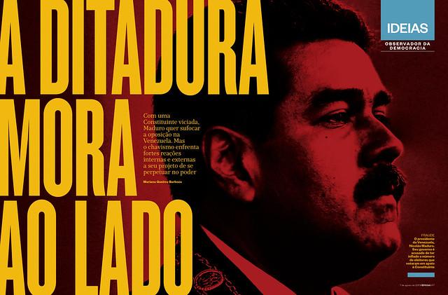 A ditadura mora ao lado
