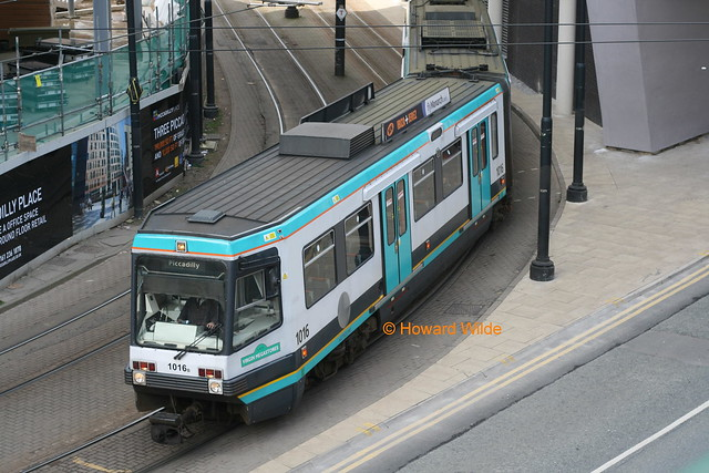 Metrolink 1016