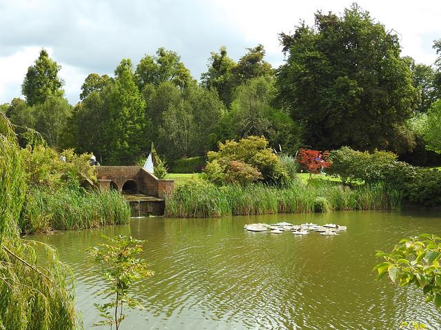 Marks Hall gardens, Essex