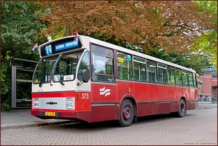 DAF-Hainje CSA II, ex GVB 373, 1987