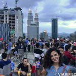 Viajefilos en Kuala Lumpur de noche 01