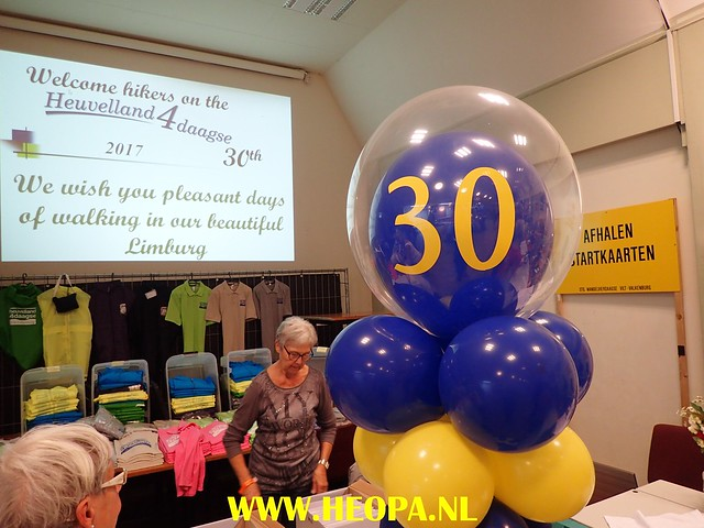 2017-08-09   Opening  30e  Heuvelland  4 Daagse  (1)