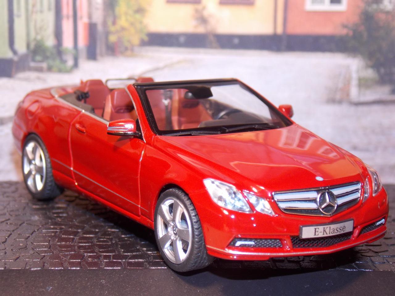 Mercedes Benz E-Class Cabriolet – 2009