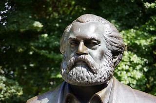 Statue of Karl Marx | by Dave Hamster
