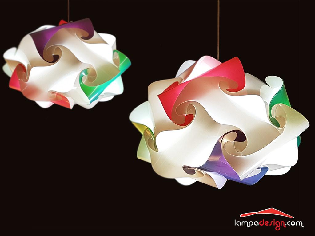 Lampada e lampadari design moderno UFO camera da letto | Flickr