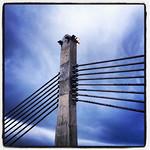 Bridge over the Acre River