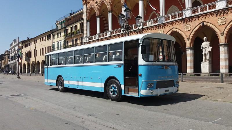 Fiat 306 Menarini SDM  Historic Day Prato della Valle Padova