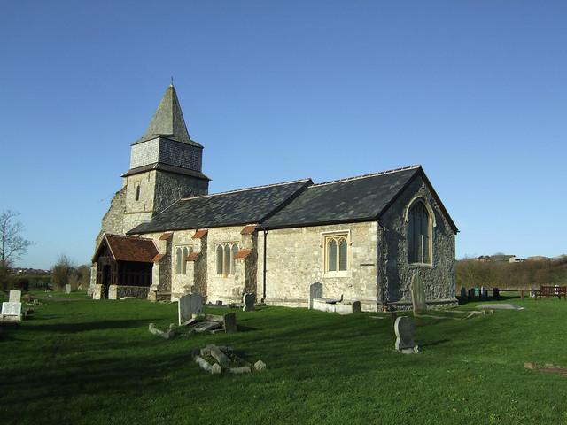 Bowers Gifford Church