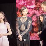 Ghost In The Shell World Premiere Red Carpet: Yamamoto Kaori, Rila Fukushima & Pilou Asbæk