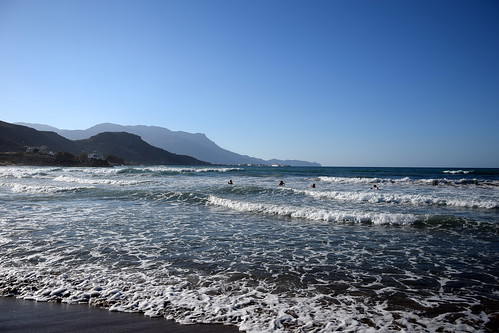 summer mood kissamos crete kriti kreta greece greek blue landscape view seascape nature water waves hill gramvousa mountain holiday hot beach island mediterranean sea