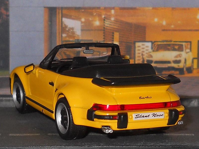 Porsche 911 Slant Nose Cabrio – 1989
