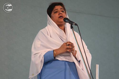 Devotional song by Veena from Dwarka, Delhi