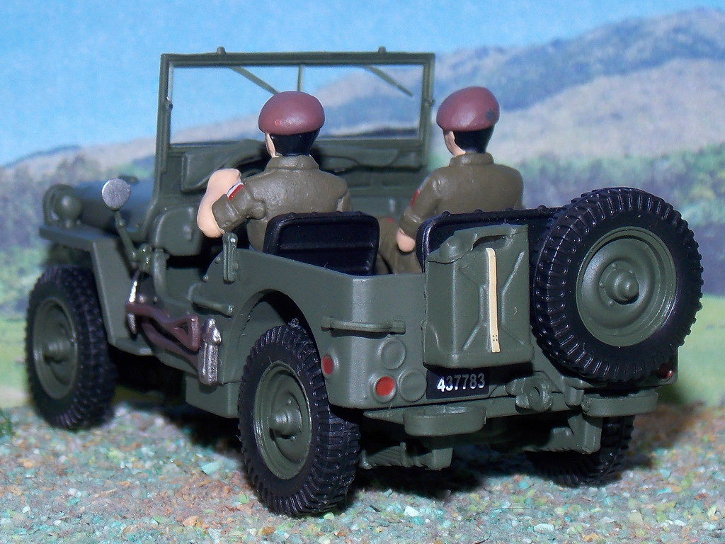 Jeep Willys – 1941