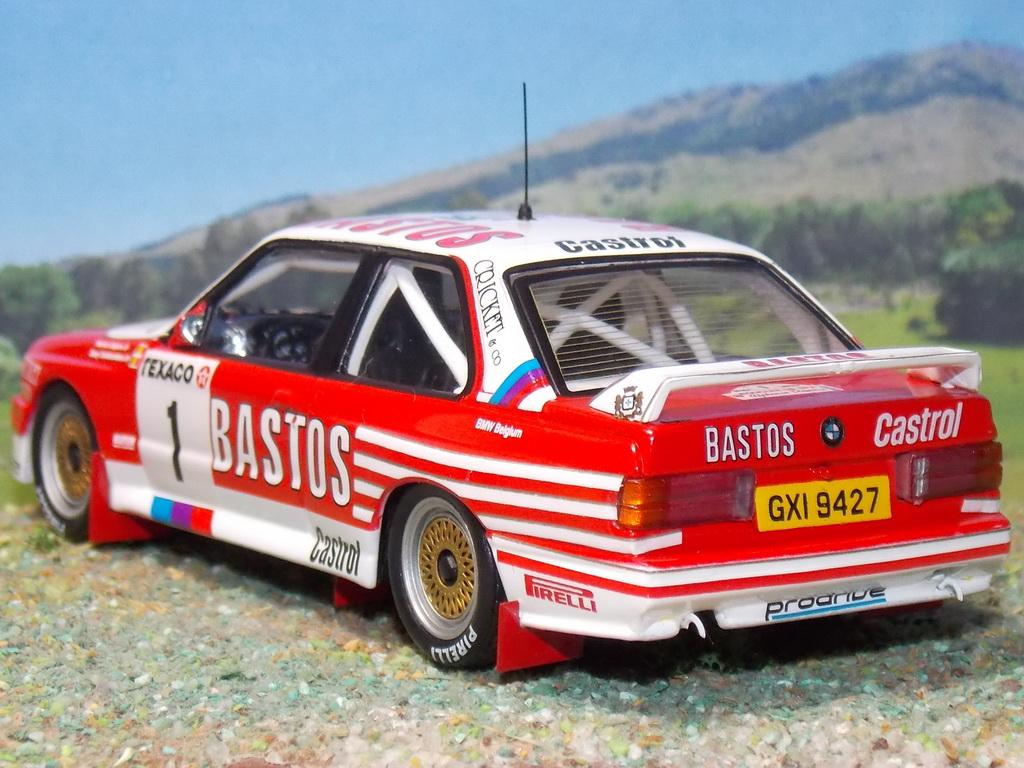 BMW M3 - Boucles Spa 1988