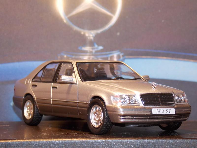 Mercedes Benz 500SE - 1991