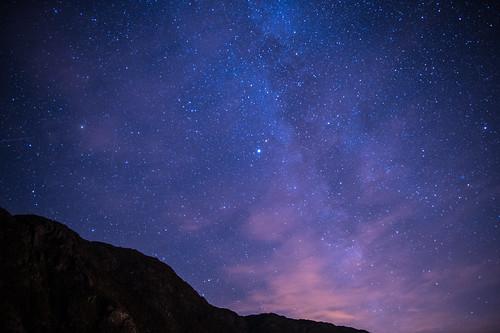 Star filled sky | by dan.kristiansen