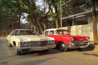 American Friday: Chevrolet Impala and 150, Bangladesh