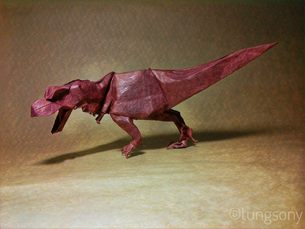 Tyrannosaurus 1.1 | Designed by me I modified whole proporti… | Flickr | 768x1024