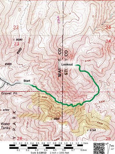 Virginia Range hike | by simonov