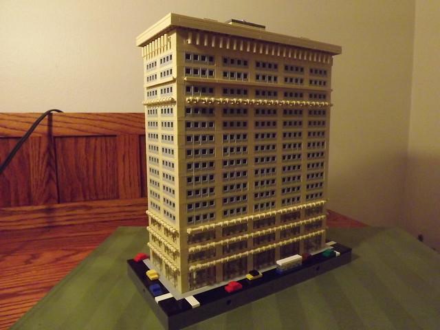 Micropolis - The Consumer Building