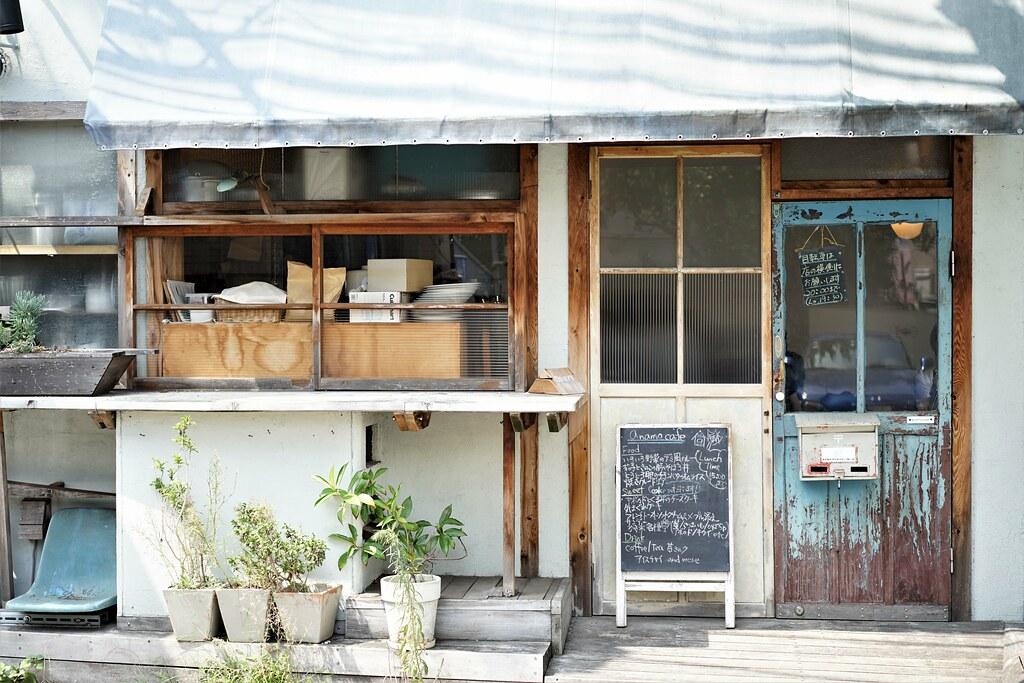アナモカフェ(anamo cafe)_店頭
