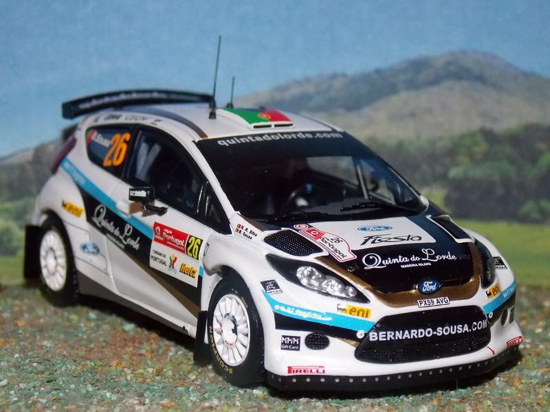 Ford Fiesta S2000 - Portugal 2010