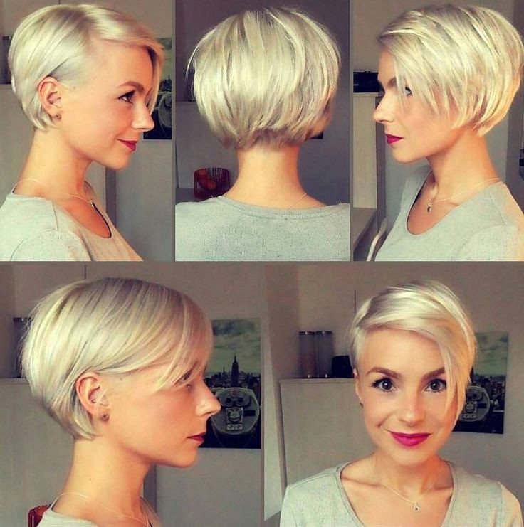 Short Hair Women Style 2017/2018 : Short Hairstyles Womens… | Flickr