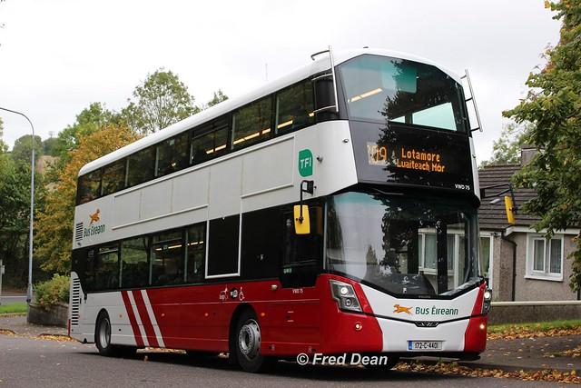 Bus Eireann VWD75 (172C4401).