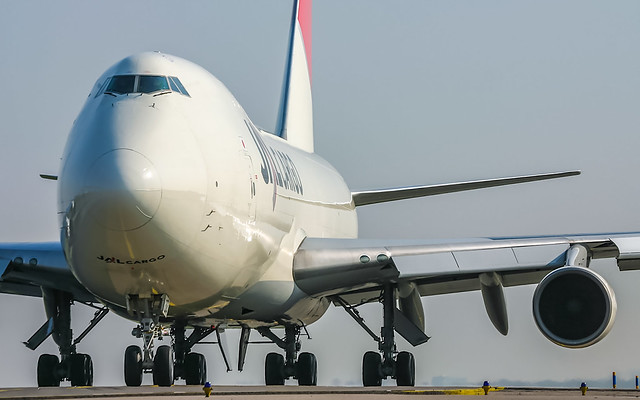 Jal Cargo JA8132 pmb19-2560