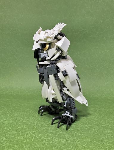 LEGO Mecha Owl-05