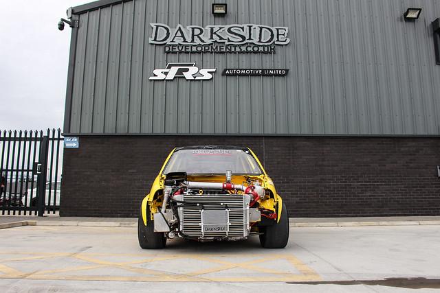 Darkside Developments - Seat Arosa